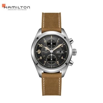 ハミルトン カーキ フィールド オートクロノ H71616535 自動巻 メンズ 腕時計 正規品