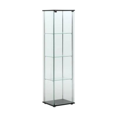 ガラスコレクションケース 4段 96047 安い