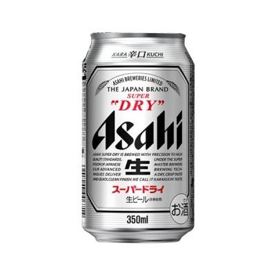 業務店御用達 誕生日 ビール アサヒ スーパードライ(缶):350ml×24本セット 送料区分【a】 ラッピング、熨斗不可 [CA](61-0)