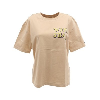 スウィベル(Swivel) Tシャツ レディース 半袖 870SW0EG3271 BEG (レディース)