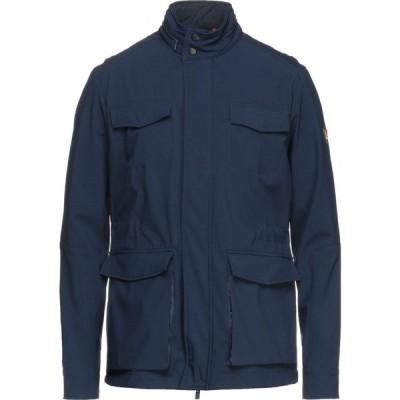 チェッセ ピューミニ CIESSE PIUMINI メンズ コート アウター Full-Length Jacket Dark blue