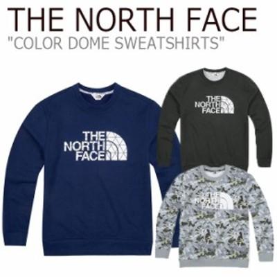 ノースフェイス スウェット THE NORTH FACE  COLOR DOME SWEATSHIRTS カラー ドーム スウェットシャツ NM5MJ04J/K/M ウェア