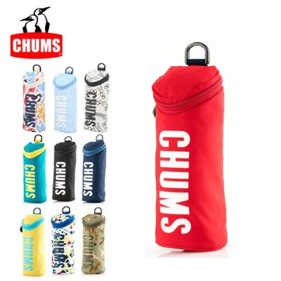 CHUMS チャムス Eco Cylinder Pouch CH60-2479