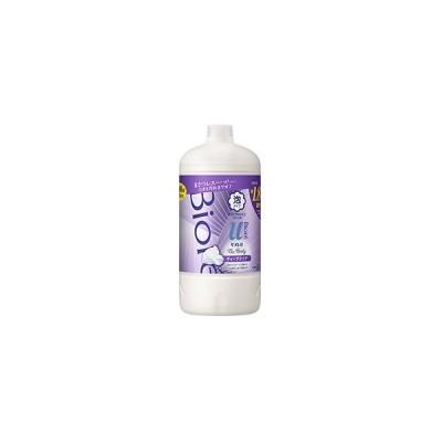 「花王」 ビオレu ザ ボディ 泡タイプ ディープクリア ハーバルフレッシュの香り つめかえ用 800mL 「日用品」