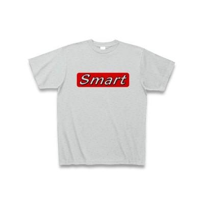 Smart Tシャツ(グレー)
