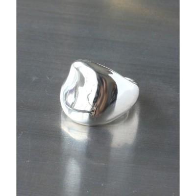 指輪 カーブボリュームリング(L)