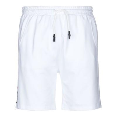 DOOA バミューダパンツ ホワイト S コットン 100% バミューダパンツ