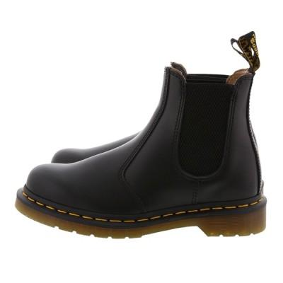 ドクターマーチン チェルシーブーツ イエローステッチ Dr.Martens 2976 CHELSEA BOOT YELLOW STITCH - 22227001 レディース 靴 サイドゴアブーツ