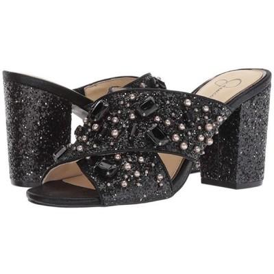 Jessica Simpson Jessica Simpson Rizell レディース ヒール パンプス Black Chunky Glitter/Shimmer Sand
