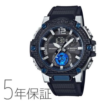 カシオ CASIO Gショック G-SHOCK スマホリンク タフソーラー G-STEEL Gスチール メンズ 腕時計 GST-B300XA-1AJF