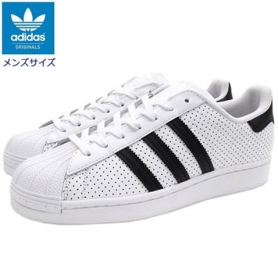アディダス スニーカー adidas メンズ 男性用 ウィメンズ スーパースター Footwear White/Core Black オリジナルス ( SUPER STAR FV3444 )