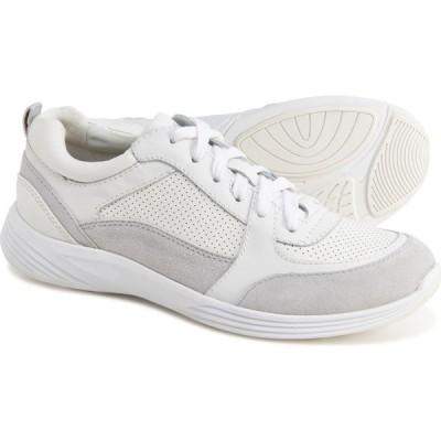 カルソーアースシューズ Earth レディース スニーカー シューズ・靴 scenic vapor sneakers - leather White Multi