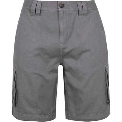 ソウルカル SoulCal メンズ ショートパンツ ボトムス・パンツ Cal Utility Shorts Grey
