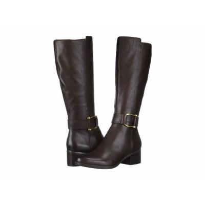 ナチュライザー ブーツ&レインブーツ シューズ レディース Daelynn Chocolate Leather