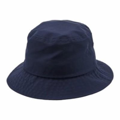 ナイロン バケット ハット 帽子 F サイズ ネイビー 無地 ユナイテッドアスレ CAB