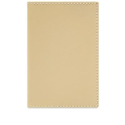 コムデギャルソン Comme des Garcons Wallet メンズ 財布 Comme des Garcons SA6400 Classic Wallet Off White