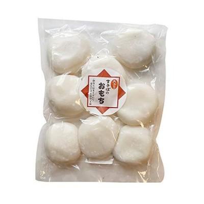 餅 大ぶり 600g (8個入) 丸餅 無添加 防腐剤不使用餅 もち 手作り 福岡県産