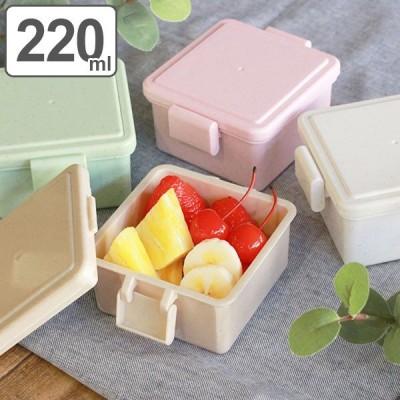 お弁当箱 1段 保冷剤一体型 GEL-COOL ジェルクール スクエア ジェラート S 220ml ( 保冷剤 保冷 弁当箱 食洗機対応 レンジ対応 ランチボックス )