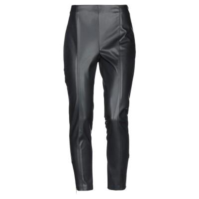 リュー ジョー LIU •JO パンツ ブラック 46 ポリエステル 100% / ナイロン / レーヨン / ポリウレタン / ポリウレタン パンツ