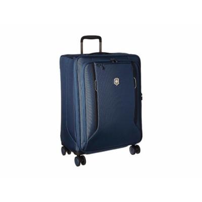 ビクトリノックス ボストンバッグ バッグ メンズ Werks Traveler 6.0 Medium Softside Case Blue