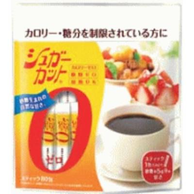 【浅田飴】シュガーカットゼロ顆粒 1.8g*80包 【食品】fs04gm