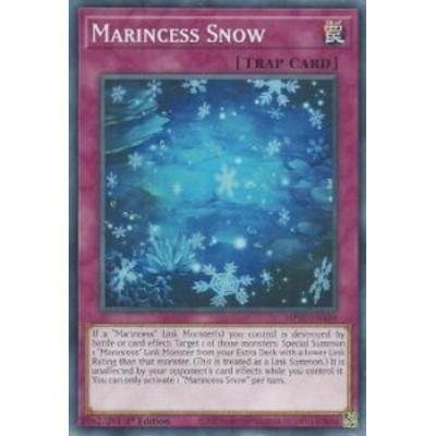 遊戯王 MP20-EN189 海晶乙女雪花 Marincess Snow (英語版 1st Edition ノーマル) 2020 Tin of Lost Memories