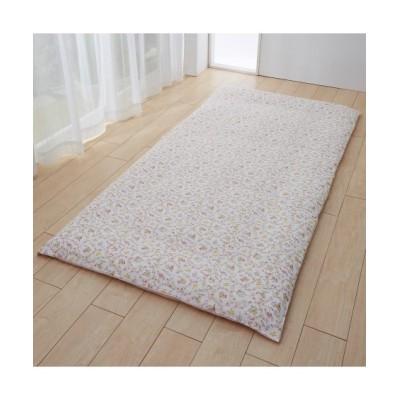 綿100%和式用敷カバー(敷布団用)(フラワー柄) 敷き布団カバー, Bedding Duvet Covers(ニッセン、nissen)