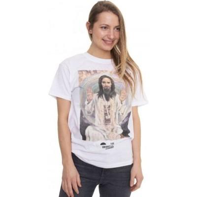 インペリコン Impericon レディース Tシャツ トップス - Klaus Portrait White - T-Shirt white