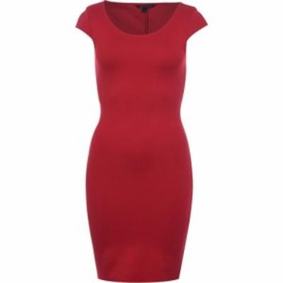 アルマーニ Armani Exchange レディース ワンピース ミニ丈 ワンピース・ドレス Mini Jersey Dress Red