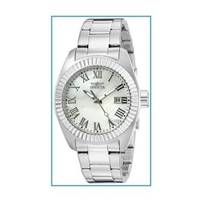 新品Invicta Women's 20315 Angel Silver-Tone Stainless Steel Watch【並行輸入品】