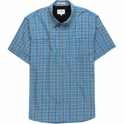 クイックシルバー ウォーターマン トップス Wake Button-Up Shirt - Mens