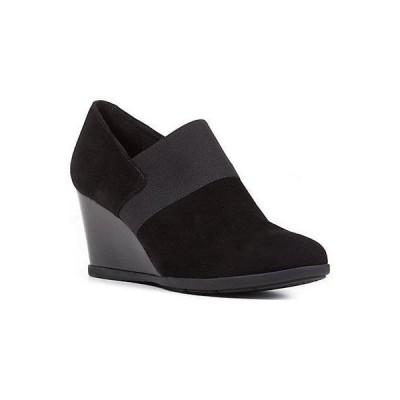 レディース シューズ  Geox Inspiration Leather Shoe