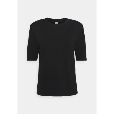 ウォンハンドレッド Tシャツ レディース トップス CORA - Basic T-shirt - black