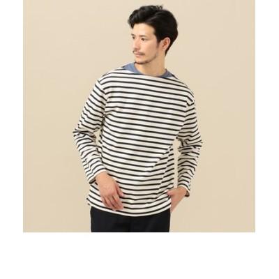 SC: BUGIS ボートネック ロングスリーブ カットソー (バスクシャツ) (ロンT)