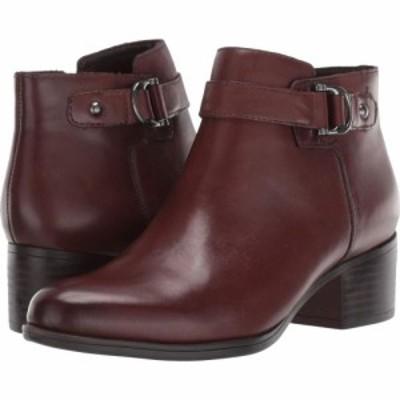 ナチュラライザー Naturalizer レディース ブーツ シューズ・靴 Drewe Chocolate Leather