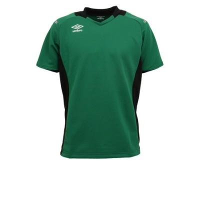 アンブロ(UMBRO)サッカー ウェア メンズ GAME ゴールキーパー 半袖 シャツ UAS6708G KLY