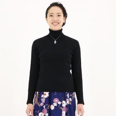 仕立屋甚五郎甚五郎オリジナル タートルネックセーター
