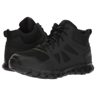 リーボック ブーツ&レインブーツ シューズ メンズ Sublite Cushion Tactical Black