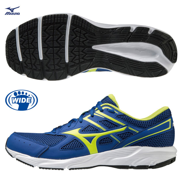 【美津濃MIZUNO】MIZUNO MAXIMIZER 23 一般型寬楦慢跑鞋 K1GA210027