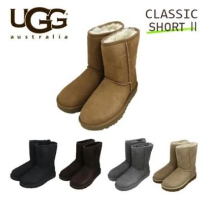 UGG アグ クラシックショート II ムートンブーツ ウィメンズ1016223 Classic Short WOMENS レディース ショートブーツ 【UGG011】