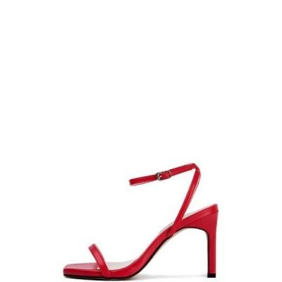 somedayif レディース サンダル Jeddah strap high heel sandals