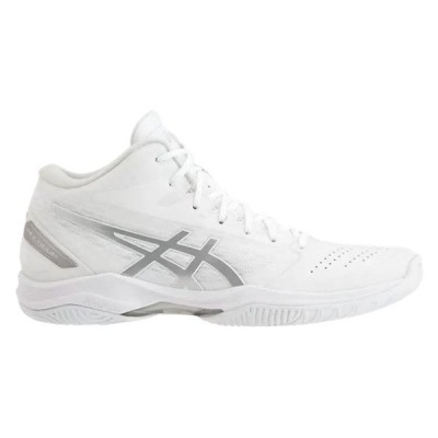 アシックス asics GELHOOP V11-NARROW(ユニセックス) NEW バスケットボールシューズ 1061A013-119(ホワイト/シルバー)