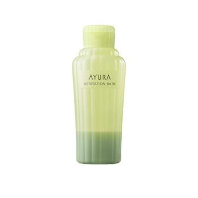 アユーラ (AYURA) メディテーションバスt 300mL < 浴用入浴料 > 安らかな香りでゆったりおだやかなバスタイム 入浴剤