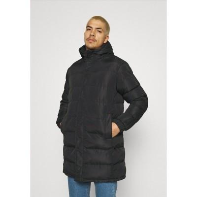 ブレーブソウル コート メンズ アウター Winter coat - black