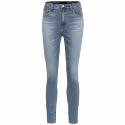ジェイ ブランド J Brand レディース ジーンズ・デニム ボトムス・パンツ Leenah high-rise skinny jeans Spiritual