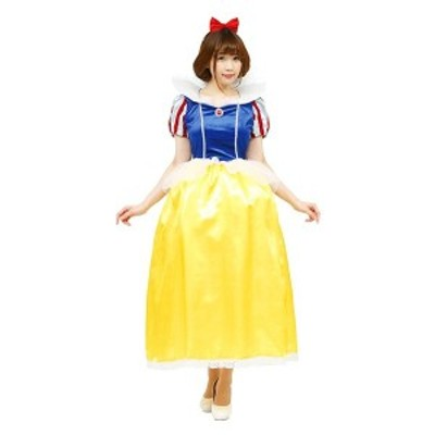 1267B▼【送料無料・即納】 kirakiraプリンセス スノープリンセス サイズ:レディース コスプレ 衣装 スノーホワイト 白雪姫