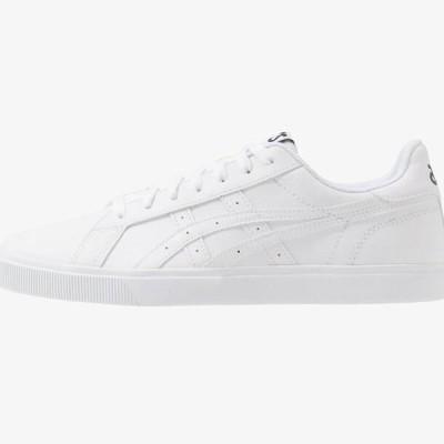アシックス メンズ 靴 シューズ CLASSIC CT - Trainers - white
