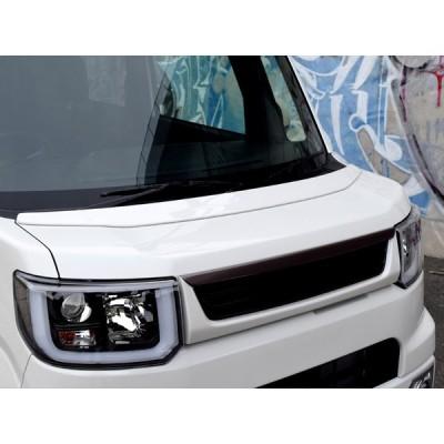BLESS CREATION ウェイク ウエイク LA700S LA710S ボンネットスポイラー 未塗装 ブレス クリエイション