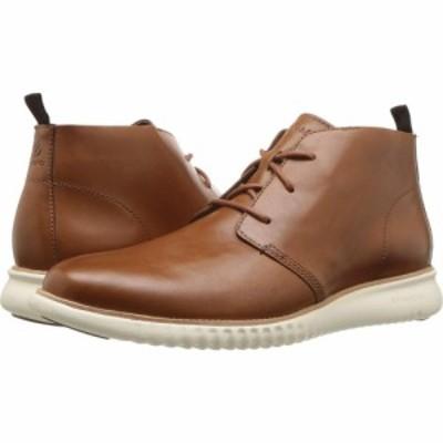 コールハーン Cole Haan メンズ ブーツ チャッカブーツ シューズ・靴 2.Zerogrand Chukka British Tan Leather/Ivory