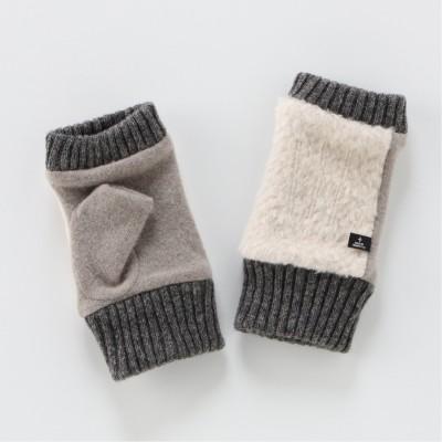 【7色展開】指が出ていて便利な手袋